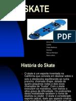 Skate Trabalho