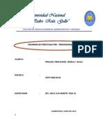 Informe Final de Pacticas