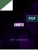 Lights Sheet Music_The Listening :)