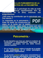 INTRODUCCIÓN A LOS FUNDAMENTOS DE LA TEORIA YPRACTICA PSICOMETRICA V CICLO.ppt