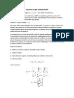 Regresión lineal multiple EI2