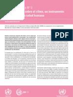 WCC3 Factsheet2 Health ES