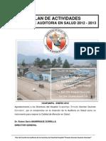 Plan de Trabajo Terminado HGO - 2012