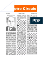 Nuestro Circulo Nro 263 GM Kasparian