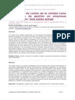 COSTES DE LA CALIDAD COMO HERRAMIENTA DE GESTIÓN EN EMPRESAS CONSTRUCTORAS_ UNA VISIÓN ACTUAL