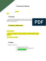 Procedimiento Presiometro