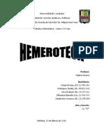 Hemeroteca Final
