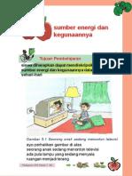 5. Sumber Energi Dan Kegunaannya