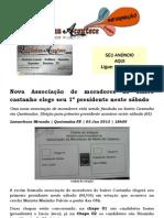 Nova Associação de moradores do bairro castanho elege seu 1º presidente neste sábado.docx