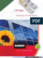 Burndy Solar Solutions Brochure
