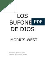 96982052 Morris West Los Bufones de Dios