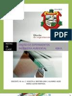 NOTAS DE CLASE DISEÑO DE EXPERIMENTOS