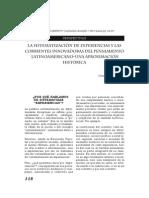 La sistematizacion de experiencias y las corrientes innovadoras del pensamiento latinoamericano-u.pdf