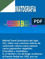 Seminario 7 - Cromatografia