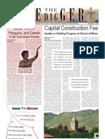 The Oredigger Issue 13 - December 3, 2007