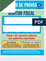 Simulado Auditoria Receita Federal
