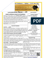 ATAA 2013 Conference News 01