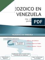 Paleozoico en Venezuela 2003