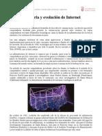 Historia y evolución de Internet.pdf