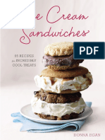 Ice Cream Sandwiches by Donna Egan Recipes