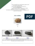Las rocas metamórficas son aquellas que se han formado a partir de otras rocas que han experimentado