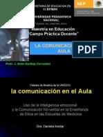 La comunicacion en el aula