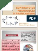 Contrato de Franquicias