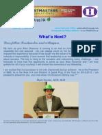 E-Newsletter Area H4 6-2013 (3)