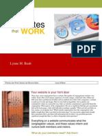 Websites That Work Free eBook