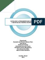 Catálogo latinoamericano de livros e revistas de terapia ocupacional