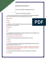 Diseño de la terminacion  tesis