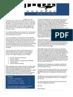 DFC Newsletter Issue 4- 1st June