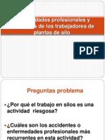 Enfermedades Profesionales y Accidentes de Los Trabajadores d Eplanta de Silos