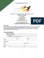 SDOP 2013 Grant Application (2)