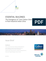 Emergence of Low Carbon Cities