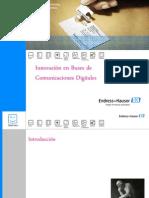 Innovación en Buses de Comunicaciones Digitales, P Estremadoyro