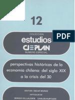 Economia de Chile 1914-1930