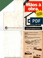 Manual Maos à Obra 2001