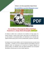 Ganar Dinero en Internet Con Apuestas Deportivas