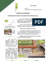 2013-11 - PI - Urbanização da Chasfa População Pagou Câmara Levou Qualidade de Vida