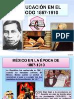 laeducacinenelperiodo1867-1910-110626192119-phpapp01