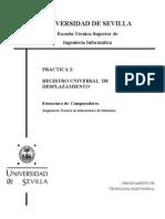 Practica 2 Registros de Desplazamiento