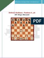 Defensa Siciliana Paulsen a6 - EDAMI.pdf