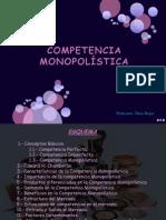 COMPETENCIA MONOPOLISTICA1