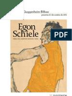 Egon Schiele - Dossier de Prensa