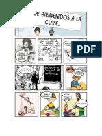 Comic Como Aprendi La Lengua