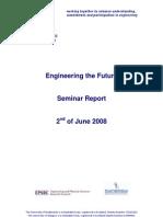 Seminar Report June 08