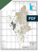 Topografia e Hidrografia de La Provincia de Trujillo