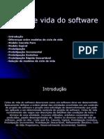 Ciclos de Vida Do Software
