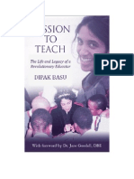 Mission to Teach